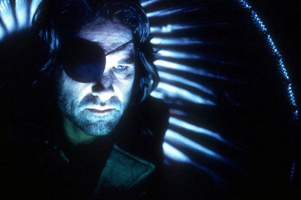 2013: Rescate en Los Angeles: John Carpenter, Kurt Russell