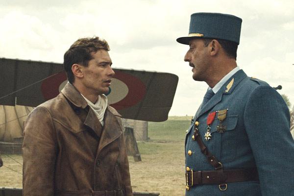 Flyboys, héroes del aire : Foto James Franco, Jean Reno, Tony Bill
