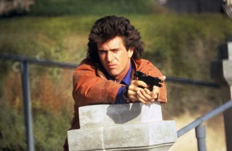 Arma letal: Mel Gibson