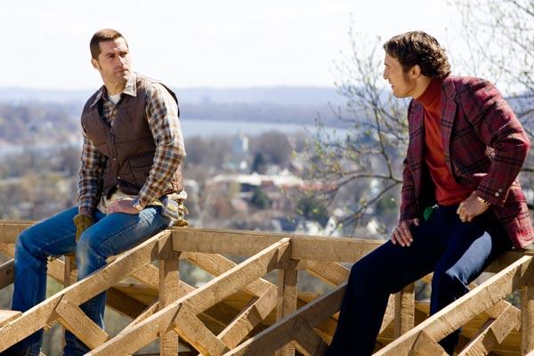 Equipo Marshall: Matthew McConaughey, Matthew Fox