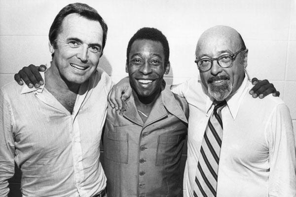 Once in a Lifetime : Foto John Dower, Paul Crowder, Pelé, Steve Ross