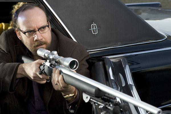 Shoot'Em Up : Foto Michael Davis, Paul Giamatti