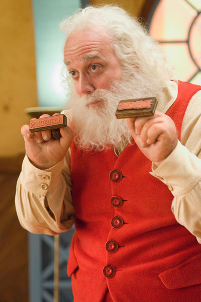 Fred Claus, el hermano gamberro de Santa Claus : Foto Paul Giamatti