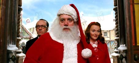 Fred Claus, el hermano gamberro de Santa Claus : Foto Kevin Spacey, Miranda Richardson, Paul Giamatti