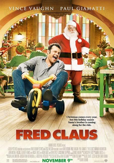 Fred Claus, el hermano gamberro de Santa Claus : Foto Kathy Bates, Kevin Spacey, Miranda Richardson, Paul Giamatti, Rachel Weisz