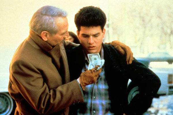 El color del dinero: Paul Newman, Tom Cruise