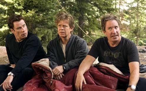 Cerdos salvajes (con un par... de ruedas): Walt Becker, William H. Macy, John Travolta, Tim Allen