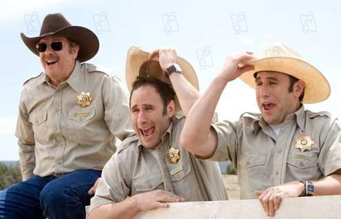 Cerdos salvajes (con un par... de ruedas): Stephen Tobolowsky, Walt Becker, Jason Sklar, Randy Sklar