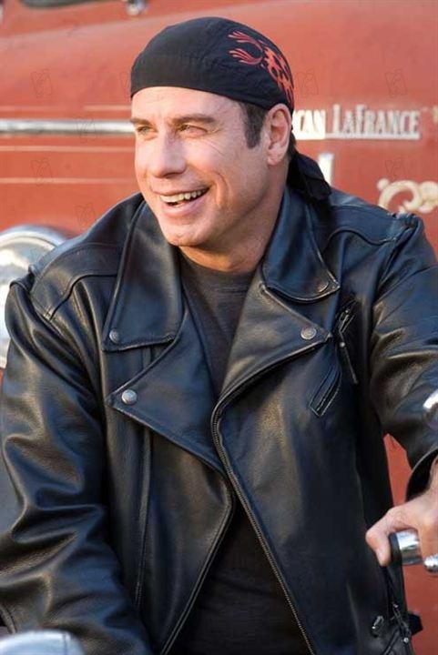 Cerdos salvajes (con un par... de ruedas): John Travolta, Walt Becker