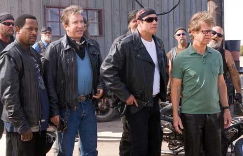 Cerdos salvajes (con un par... de ruedas): Walt Becker, William H. Macy, Martin Lawrence, John Travolta, Tim Allen