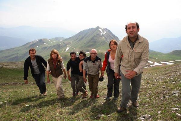 Foto Anne Marivin, Arnaud Henriet, Bruno Solo, Jean-Noël Brouté, Kad Merad