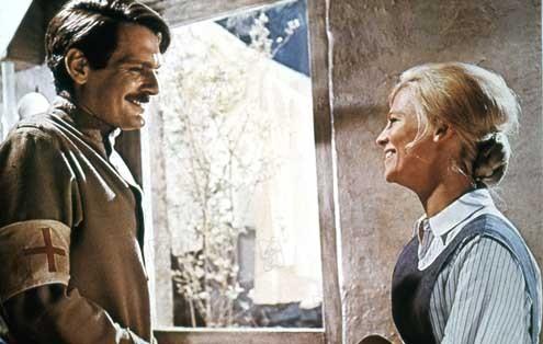 Doctor Zhivago: Omar Sharif, Julie Christie