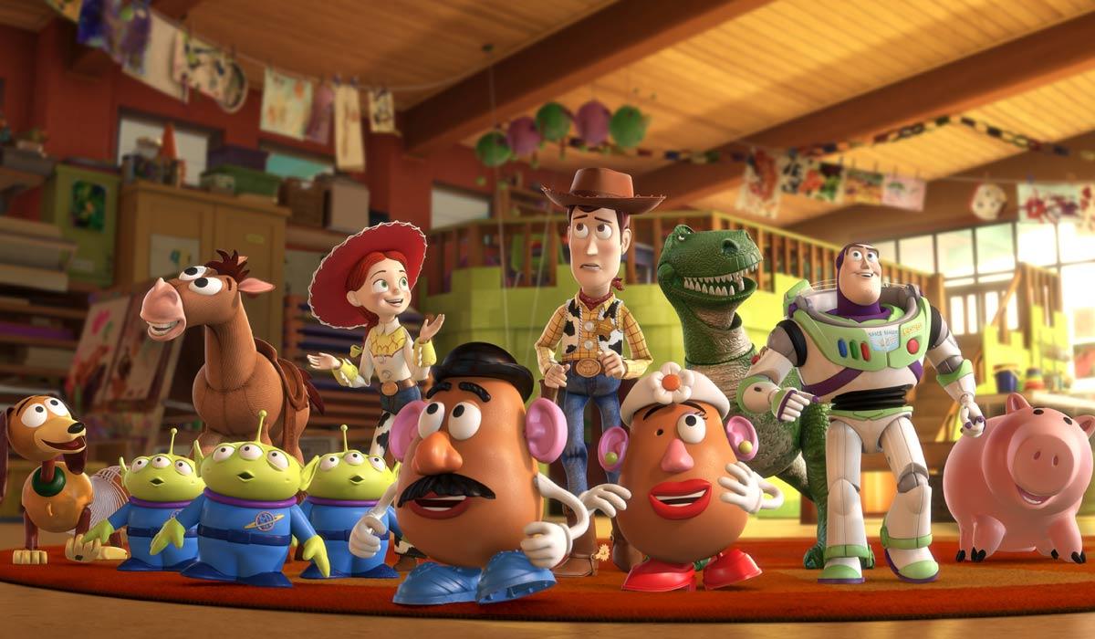 Toy Story 3: Lee Unkrich