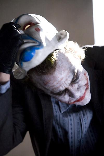 El caballero oscuro: Heath Ledger