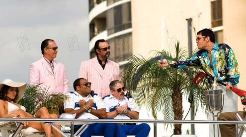 ¡Maderos 091! : Foto Carlos Alazraqui, Cedric Yarbrough, Paul Rudd, Robert Ben Garant