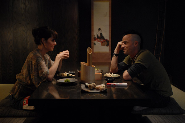 Broken English: Zoe R. Cassavetes, Justin Theroux, Parker Posey