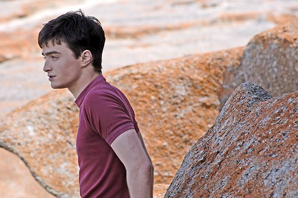 Los chicos de diciembre: Rod Hardy, Daniel Radcliffe
