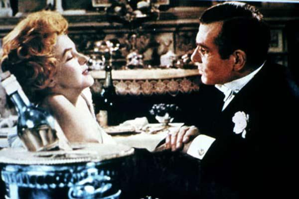 El príncipe y la corista: Marilyn Monroe, Laurence Olivier