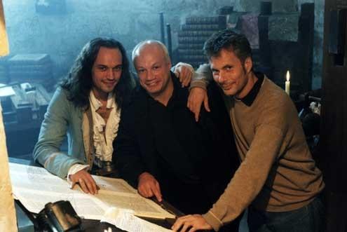 El libertino : Foto Eric-Emmanuel Schmitt, Gabriel Aghion, Vincent Perez