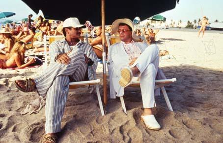 Una jaula de grillos: Robin Williams, Nathan Lane