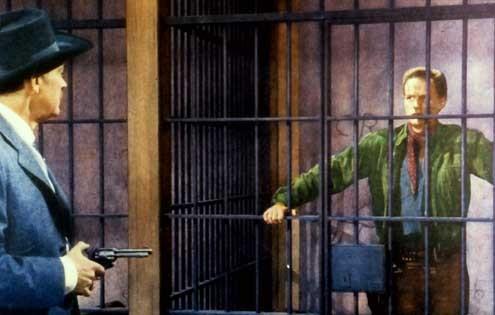 El sexto fugitivo: Richard Widmark, John Sturges