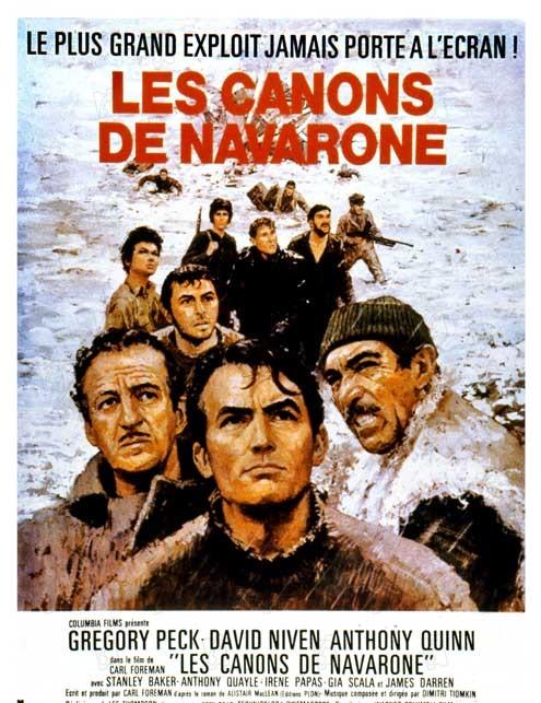 Los cañones de Navarone: Jack Lee Thompson