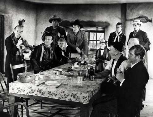 La diligencia : Foto Andy Devine, Claire Trevor, George Bancroft, John Carradine, John Ford