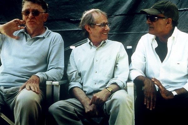 Tickets : Foto Abbas Kiarostami, Ermanno Olmi, Ken Loach