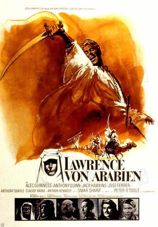 Lawrence de Arabia: Peter O'Toole