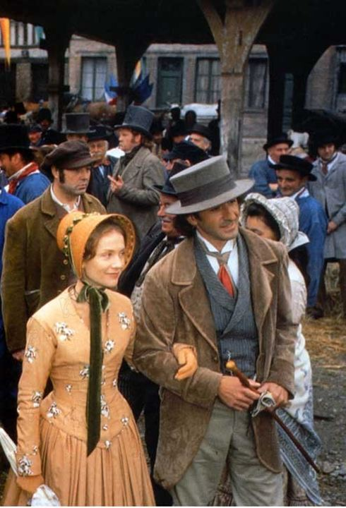Madame Bovary: Christophe Malavoy, Isabelle Huppert, Claude Chabrol