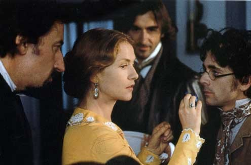 Madame Bovary: Isabelle Huppert, Jean-François Balmer, Christophe Malavoy, Claude Chabrol