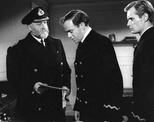 La última noche del Titanic: Laurence Naismith, David McCallum, Kenneth Griffith, Roy Ward Baker