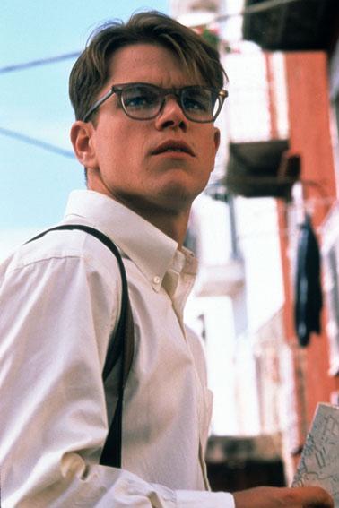 El talento de Mr. Ripley: Matt Damon