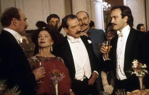 El tiempo recobrado: Raoul Ruiz, Marie-France Pisier, Vincent Perez
