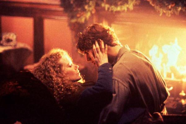 Un horizonte muy lejano: Ron Howard, Nicole Kidman, Tom Cruise