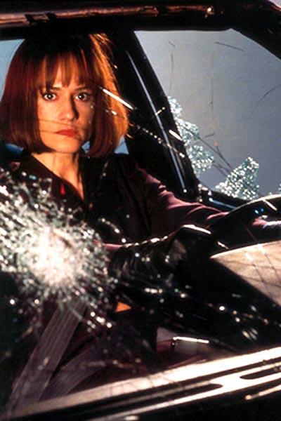Crash: Holly Hunter