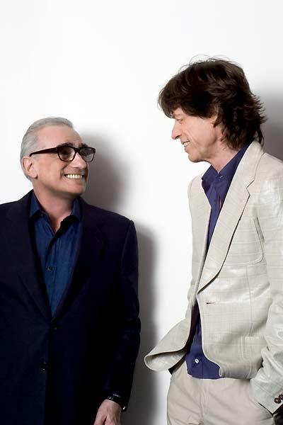Shine a Light: Mick Jagger, Martin Scorsese