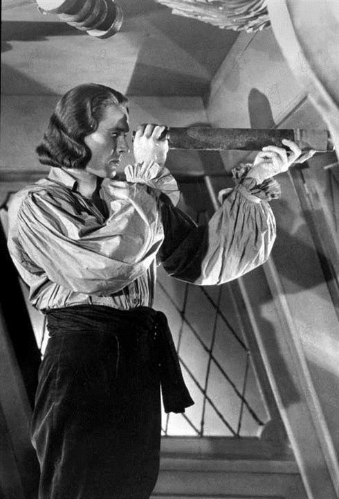 El Capitán Blood: Michael Curtiz, Errol Flynn
