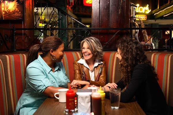 Tres mujeres y un plan : Foto Callie Khouri, Diane Keaton, Katie Holmes, Queen Latifah