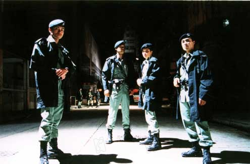 PTU (Police Tactic Unit) : Foto Johnnie To