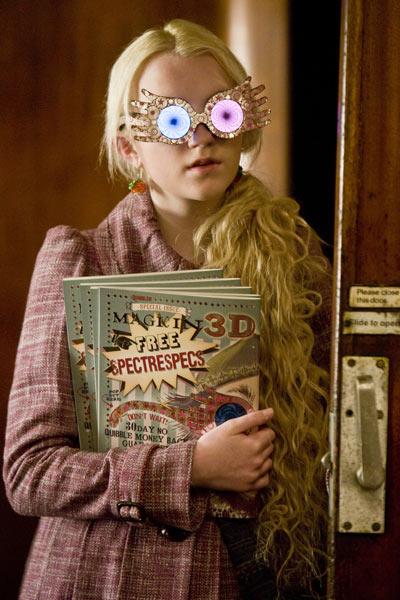 Harry Potter y el Misterio del Príncipe : Foto Evanna Lynch