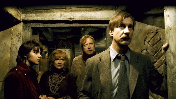 Harry Potter y el Misterio del Príncipe : Foto David Thewlis, Julie Walters, Mark Williams, Natalia Tena