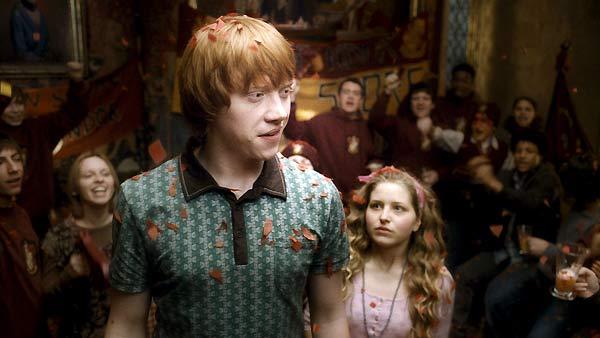 Harry Potter y el Misterio del Príncipe : Foto Jessie Cave, Rupert Grint