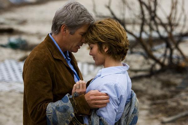 Noches de tormenta: Richard Gere, Diane Lane, George C. Wolfe