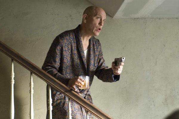Quemar después de leer: John Malkovich