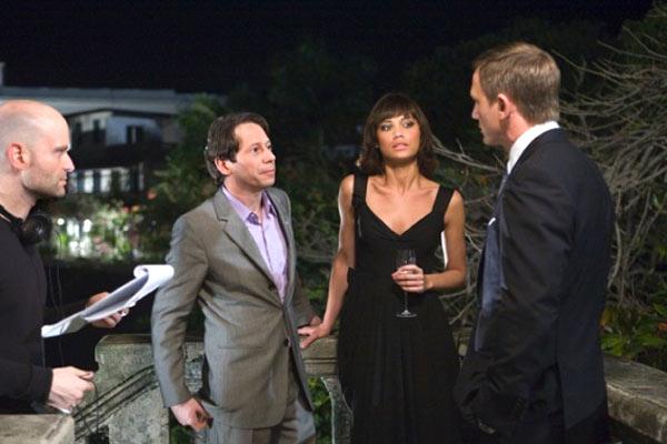 007 Quantum of Solace : Foto Daniel Craig, Mathieu Amalric, Olga Kurylenko