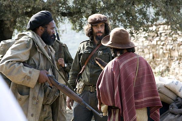Che, Guerrilla: Benicio Del Toro