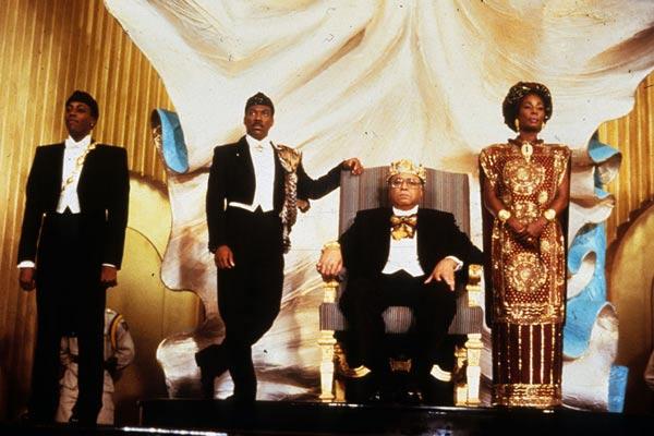 El Príncipe de Zamunda : Foto Arsenio Hall, Eddie Murphy, James Earl Jones