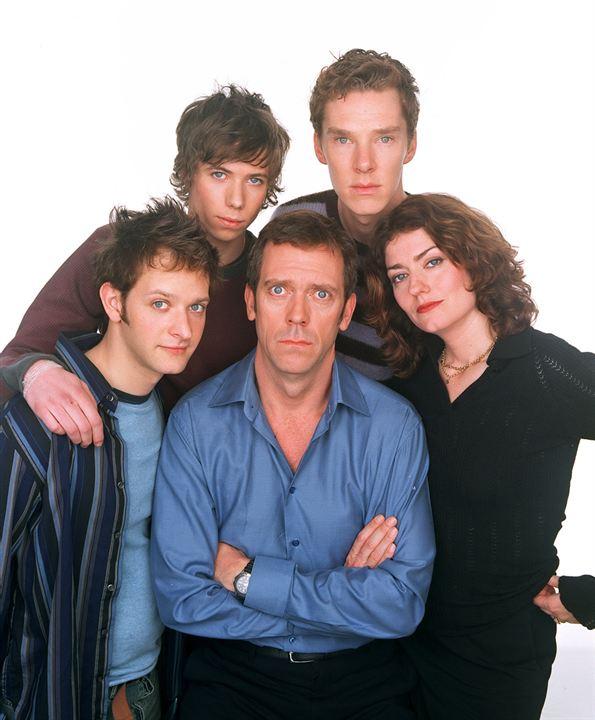 Fortysomething : Foto Anna Chancellor, Benedict Cumberbatch, Hugh Laurie, Joe Van Moyland, Neil Henry