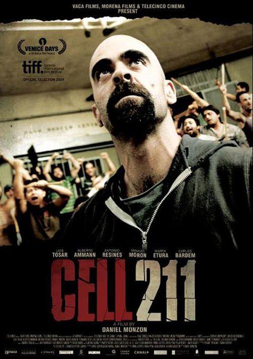 Celda 211: Daniel Monzón